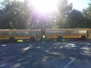 Bible Baptist Church Crossville, TN buses