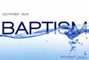 the Next step - Baptism